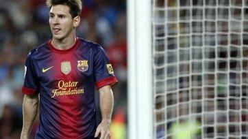 «Барселона» предложила Месси пожизненный  контракт