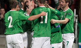 Северная Ирландия несет потери накануне матча с Россией