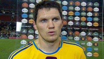 Сборная Украины несет потери