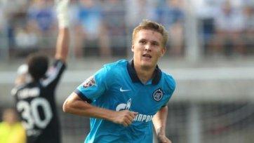 «Зенит» не отпустит Александра Бухарова