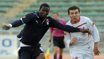 Игрок «Лацио» отказался переходить в «Терек»