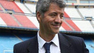 Директор мадридского «Атлетико» не доволен богатыми инвесторами