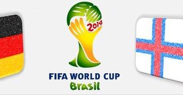 Анонс. Германия – Фарерские острова – проходной матч для Бундестим