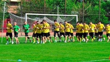 Николай Жиляев вернется на поле в конце сентября