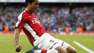 «Спартак» может подписать форварда лондонского «Арсенала»