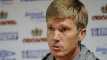 Юрий Максимов о игре «Металлург» - «Заря»
