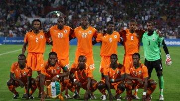 Кот-д'Ивуар одержал победу в отборочном раунде Кубка африканских наций