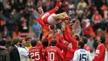 «Спартак» и «Динамо» забили на двоих восемь мячей