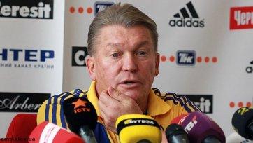 Сборная Украины сыграет против англичан в атакующий футбол