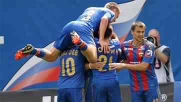 ЦСКА поддержит форму в игре с дублерами «Локомотива»
