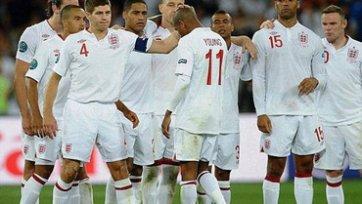 Сборная Англии потеряла двух игроков