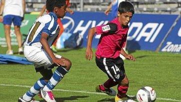 13-летний талант «Малаги» может перейти в «Барселону»