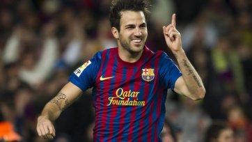 Сеск Фабрегас покинет «Барселону» и перейдет в «Милан»?