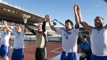 Семнадцать финских футболистов одновременно завершили карьеру