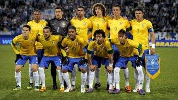 Известен состав сборной Бразилии на матч против Аргентины