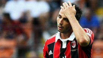 «Милан» потерял ведущего нападающего
