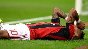 «Милан» продолжает наступать на старые грабли