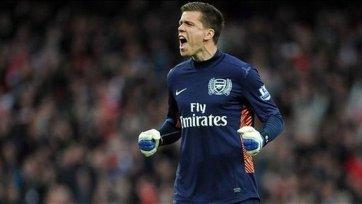 «Арсенал» потерял голкипера