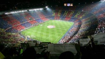 На матче «Барселона» - «Спартак» ожидается аншлаг