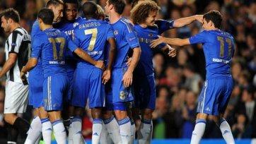 «Челси» упустил домашнюю победу