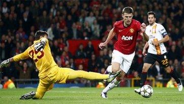 Хладнокровная победа «Манчестер Юнайтед»