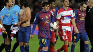 "Анонс. «Барселона» - «Гранада» - легкие три очка для ""каталонцев""?"