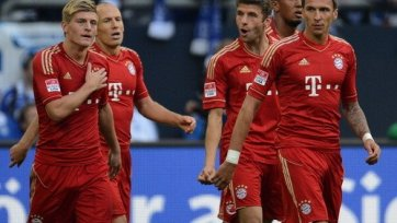 «Баварии» понадобилось всего три минуты чтобы обыграть «Шальке»
