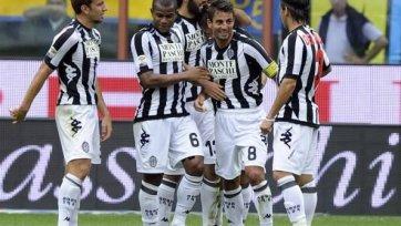 «Сиена» набрала первые три очка, обыграв «Интер»