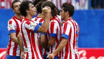 «Атлетико» одержало победу и потеряло Фалькао