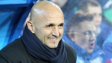 Лучано Спалетти в списке кандидатов на пост тренера «Милана»