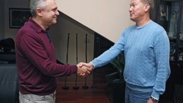 Олег Блохин уходит из сборной и официально возглавил «Динамо»