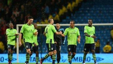 «Манчестер Сити» попрощался с мечтами о кубке лиги