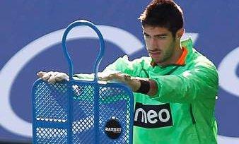 «Блэкберн» подпишет голкипера сборной Португалии