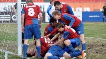 «Рубин» не смог защитить Кубок России