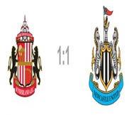 Сандерленд - Ньюкасл (1:1) (21.10.2012) Видео Обзор