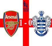 Арсенал - КПР (1:0) (27.10.2012) Видео Обзор