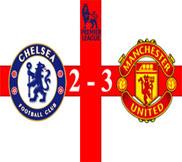 Челси - Манчестер Юнайтед (2:3) (28.10.2012) Видео Обзор