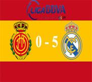 Мальорка - Реал Мадрид (0:5) (28.10.2012) Видео Обзор