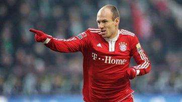 «Бавария» решила не рисковать Роббеном