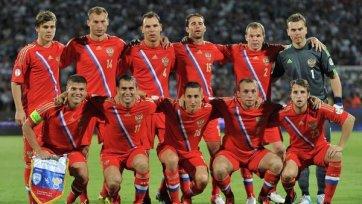 Назван окончательный список футболистов сборной России, которые будут готовиться к отборочным матчам чемпионата мира