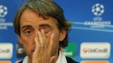 Роберто Манчини: «В Лиге чемпионов играем с сильнейшими клубами»