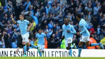 Каларов стал героем «Манчестер Сити»