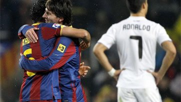 Анонс. «Барселона» - «Реал» - матч на десерт