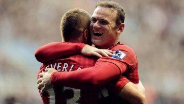«Манчестер Юнайтед» без особых проблем обыграл «Ньюкасл»