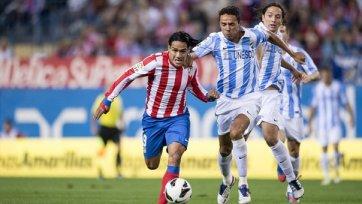 Автогол Велингтона позволил «Атлетико» закрепиться на втором месте