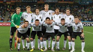 Сборная Германии несет потери перед отборочными матчами