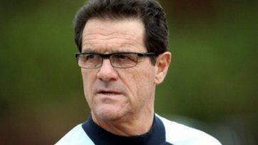 Фабио Капелло сказал, что мешает ему тренировать сборную России