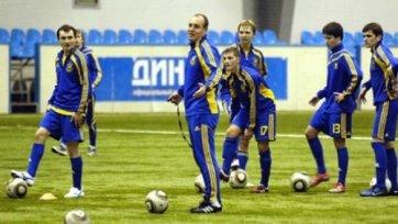 Сборная Украины несет потери перед матчем против Молдовы