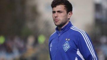 «Лацио» интересуется хавбеком киевского «Динамо»