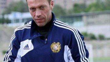 Голкипер «Динамо» назначен капитаном сборной Армении